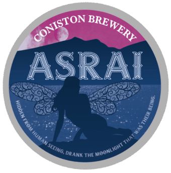 Coniston Brewing Co - Asrai