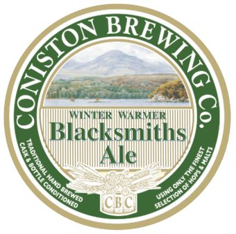 Coniston Brewing Co - Blacksmiths Ale