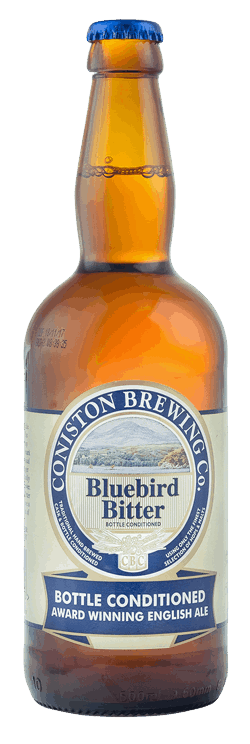 Coniston Brewing Co. Bluebird Bitter