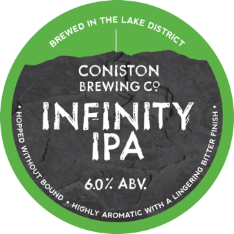 Coniston Brewing Co - Infinity IPA