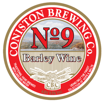 Coniston Brewing Co - No9 Barley Wine