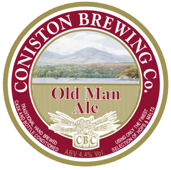 Coniston Brewing Co - Old Man Ale