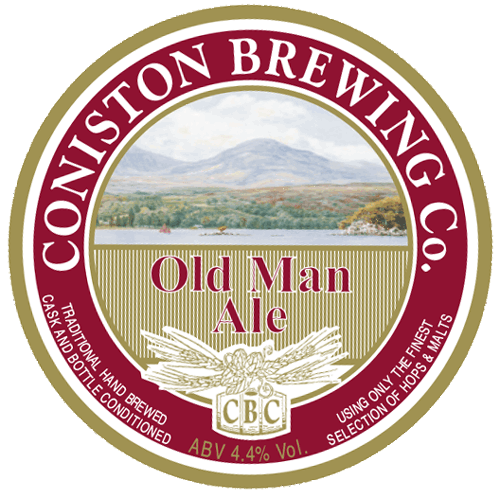 Coniston Brewery - Old Man Ale
