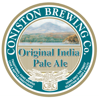 Coniston Brewing Co - Original India Pale Ale